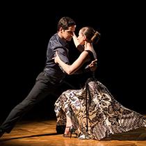 "Танго-шоу ""Аlma del Tango"""